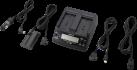 SONY AC-VQ1051D - Schnell Ladegerät -  Doppelt - Schwarz