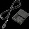 SONY BC-VM10 - Ladegerät -  Kompakt - Schwarz