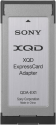 SONY QDAEX1 - XQD Express Card Adapter - Silber