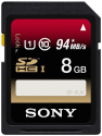 SONY SF-8UX Carte mémoire flash, 8 Go