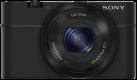 SONY DSC-RX100 - Kompaktkamera - 20 MP - Schwarz