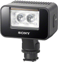 SONY HVL-LEIR1 - Luce sulla fotocamera -  1500 Lux - Nero