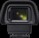 SONY FDA-EV1MK - Viewfinder -  Kit - Schwarz