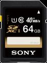 SONY SF-64U Flash-Speicherkarte, 64 GB