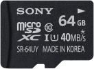 SONY SR64UYA Flash-Speicherkarte, 64 GB