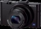 SONY DSC-RX100M2 - Kompaktkamera - 20.2 MP - Schwarz