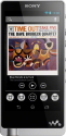 SONY NWZ-ZX1 - Portabler HiRes Digital Audio Player - 128 GB - Silber