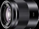 SONY SEL50F18, schwarz
