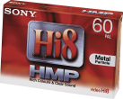 SONY Hi8mm P5-60 HMP
