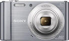SONY Cyber-shot DSC-W810 - Fotocamera digitale - 20.1 MP - argento