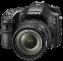 SONY Alpha 77 II - APS-C Spiegelreflexkamera - 24.3 MP - Schwarz