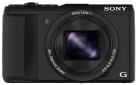 SONY Cyber-shot DSC-HX60V - Digitalkamera - 20.4 MP - Schwarz