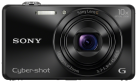 SONY Cyber-shot DSC-WX220 - Fotocamera digitale -18.2 MP - nero