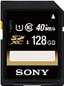 SONY Experience - Carte mémoire SD - 128 GB