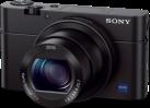SONY Cyber-shot DSC-RX100 III - Digitalkamera - 20.1 MP - Schwarz