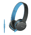 SONY MDR-ZX660AP, bleu