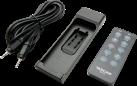 TASCAM RC-10 - Pour DR-40 et autres enregistreurs audio - Noir