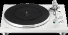 TEAC TN-300 - Plattenspieler - Geschwindigkeit 33⅓, 45 rpm - Weiss