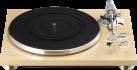 TEAC TN-300 - Platine vinyle - Vitesse 33⅓, 45 rpm - Natur