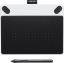 Wacom Intuos Draw - Tablette graphique - Small - Blanc