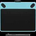 Wacom Intuos Comic - Grafiktablet - Small - Mintblau