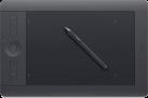 wacom Intuos Pro Medium - Grafiktablet - Drucksensitiv - Schwarz