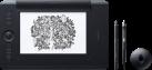 Wacom Intuos Pro Paper Edition - Grafiktablet - Medium - Schwarz