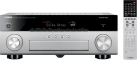 Yamaha MusicCast RX-A860 - amplificator - AirPlay - argento