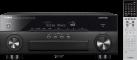 Yamaha MusicCast RX-A860 - Verstärker - AirPlay - Schwarz
