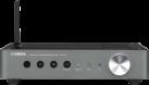 Yamaha WXC-50 - Wireless Streaming Amplifier - Bluetooth/AirPlay - nero/grigio