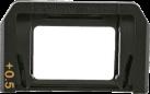 Canon E +0.5 - Lentille correctrice - Noir