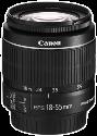 Canon EF-S, 18 mm-55 mm, f/3.5-5.6 IS II