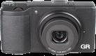 RICOH GR II - Kamera - 16.2 MP - Schwarz