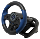 Racing Wheel, PS3/PS4, nero