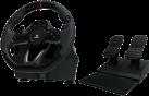 HORI APEX Racing Wheel - Volant - Compatible avec PS4, PS3 et PC - Noir