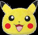 HORI Plush Pouch: Pokémon - Pikachu - für Nintendo New 3DS XL/3DS XL/2DS