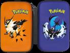 HORI Pokemon Ultra Sun & Moon - Portare il sacchetto - Per 3DS XL - Arancione/Blu