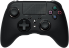 HORI ONYX Wireless Controller - Kontroller für PS4 - Bluetooth - Schwarz