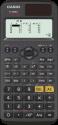 CASIO FX-85EX - Calculatrice scientifique - 274 fonctions - Noir