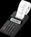 Casio HR-8RCE - Calcolatrice scrivente con stampa - LCD di 12 cifre - Nero