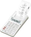 Casio HR-8RCE - Calcolatrice scrivente con stampa - LCD di 12 cifre - Bianco