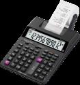 CASIO HR-150RCE - Calcolatrice scrivente con stampa - LCD di 12 cifre - Nero