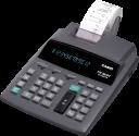 CASIO FR-2650T - Calculatrice imprimante - 12 chiffres - Noir