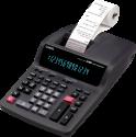 CASIO DR-320TEC - Calcolatrice scrivente da tavolo - 14 cifre - Nero