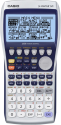 CASIO FX-9860GII SD - Grafikrechner - SD-Karten Slot - Blau/Silber