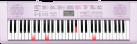 CASIO LK-127 - Instrument de musique - Touches lumineuses - Rose