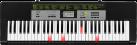 CASIO LK-135 - Leuchttasten Keyboard - 120 Klangfarben / 70 Rhythmen - Schwarz/Weiss