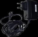 CASIO AD-E95100 - Adattatore CA(9.5 V) - Per Casio CTK/LK/SA - Nero