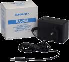 SHARP Adattatore AC - Per EL-1611/EL-1750/EL-1801 - Nero