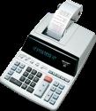 SHARP Calculatrice imprimante - Écran DG - Blanc